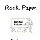 Rock, Paper, Scissors Probability Lesson