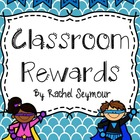 Classroom Behavior Rewards