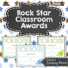 Rock Star Classroom Awards