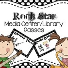Rock Star Media Center/ Library Passes