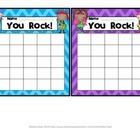 Rock Star Reward Charts
