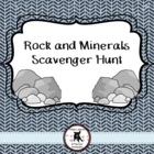 Rock and Mineral Scavenger Hunt