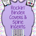 Rockin' Binder Covers