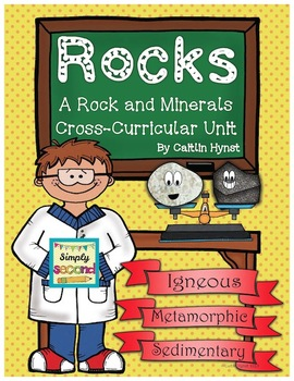 Rocks & Minerals Unit