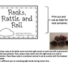 Rocks, Rattle and Roll
