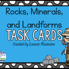 Rocks and Minerals Scoot Game