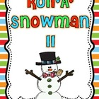 Roll-A-Snowman II Game