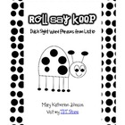 Roll Say Keep Dolch Sight Word Phrases from List 10