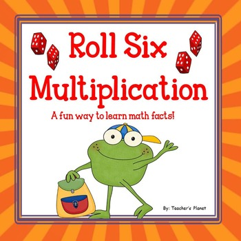 Free! Roll Six Multiplication!