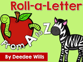 Roll a Letter A to Z
