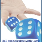 Roll and Calculate: A Math Game Using Positive & Negative Numbers