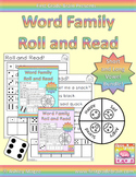 Roll and Read Short and Long Vowel Bundle