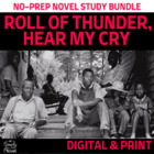 Roll of Thunder Hear My Cry Literature Guide: CCS-Based Te