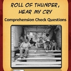 Roll of Thunder Hear My Cry Study Guide Questions