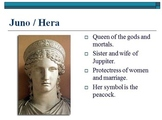 Roman Mythology Activities