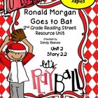 Ronald Morgan Goes to Bat Reading Street 2nd Grade Common