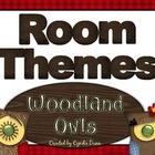 Room Themes ULTIMATE! - Woodland Owls