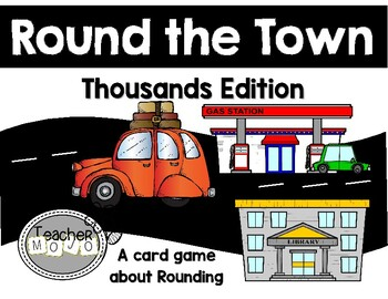 Round the Town Thousands Edition