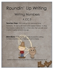 Roundin' Up Writing Common Core Math Game
