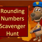 Rounding Numbers Scavenger Hunt Activity