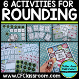 Rounding to 10 and 100 - Common Core Aligned Games & Activ