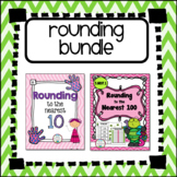 Rounding to the Nearest 10 and 100 Bundle
