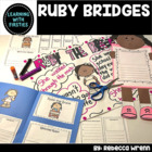 Ruby Bridges A Lap Book and Craftivity