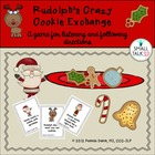Rudolph's Crazy Cookie Exchange Game