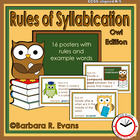 Rules of Syllabication (The Owl Edition)