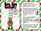 Run, Run Rudolph Nonsense Word Fluency Practice Game