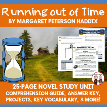 Running Out of Time Reading Comprehension Guide Activities