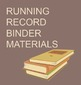Running Record Binder
