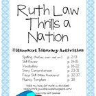 Ruth Law Thrills a Nation (Harcourt)