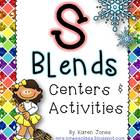 S Blends: Centers & Activities