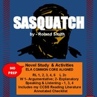 SASQUATCH - Common Core Aligned Novel Unit