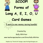 BLACKFRIDAY14 SCOOP! Forms of Long A,E,I,O, and U Games
