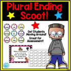 """SCOOT!"" Plural Endings"