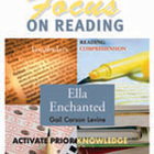Ella Enchanted Focus on Reading Study