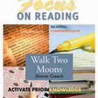 Walk Two Moons Focus on Reading Study