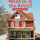 Math Readers Grade 2 (Geometry): What Is in the Attic