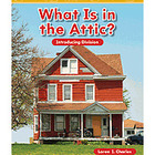 Math Readers Grade 2 (Geometry): What Is in the Attic (Enh