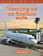 Math Readers Grade 2 (Measurement): Traveling on an Airplane