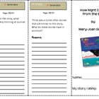 SF Reading Street Grade 4 How Night Came to the Sea Comprehension