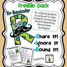 SIR Remainder! {FREE Interpreting Remainders Song & Poster pack}