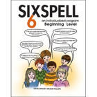 SIXSPELL – An Individualized Program Gr. 1-2
