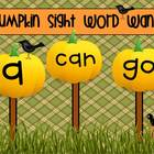 SIght Word Wands: Seasonal Set