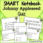 smart notebook-johnny appleseed-quiz
