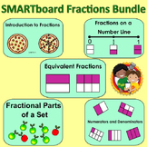 SMARTboard Fractions Bundle