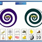 SMARTboard Phonemic Awareness:  Short & Long Vowel Picture I.D.