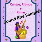 SOUND BITES SAMPLER - Spanish Chants with Exercises from C